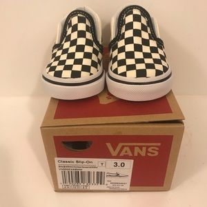 Vans Classic Slip-On Toddler Shoe